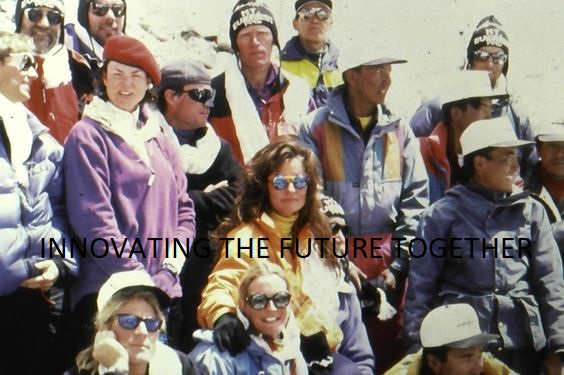 Everest Team 1996 med Tekst